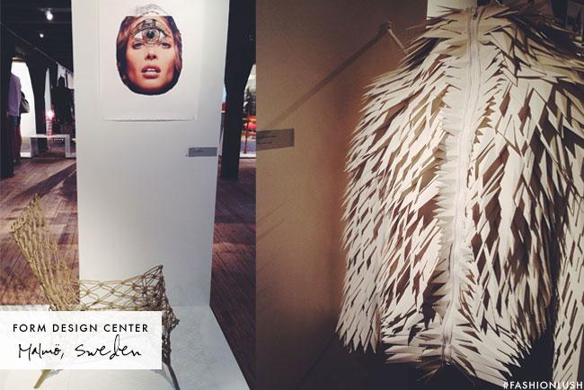 fashionlush, malmo sweden, design form center
