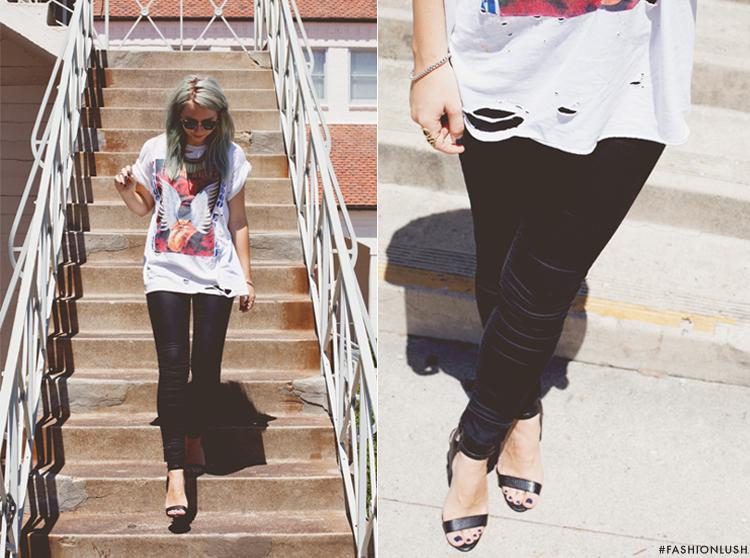 fashionlush, grunge fashion, wesley bird