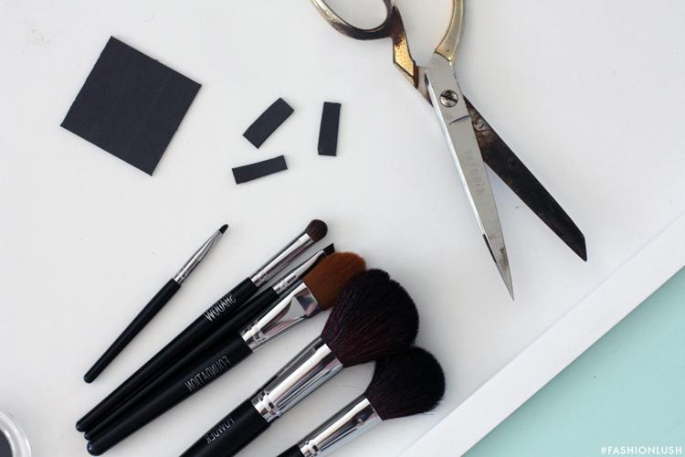 Fashionlush, DIY, Makeup Storage
