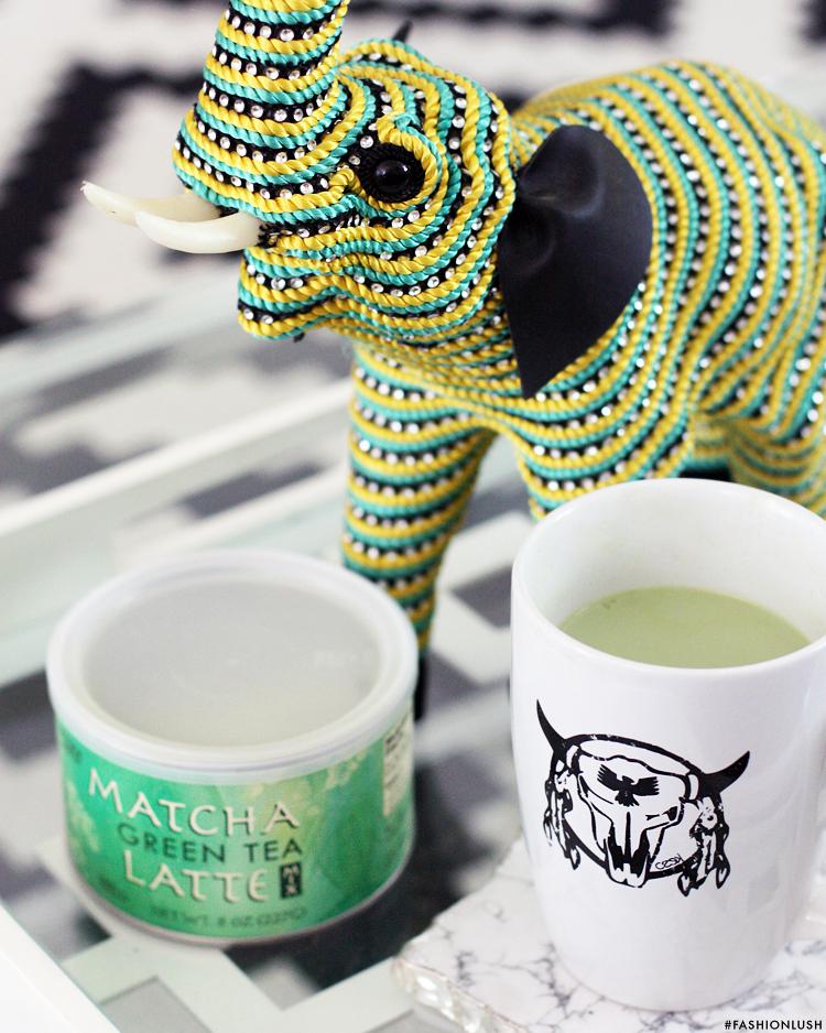 fashionlush, trader joes, matcha tea