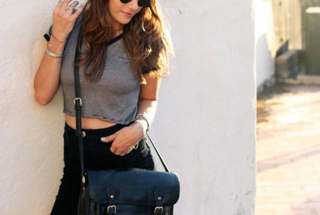 denim skirts fashion trend