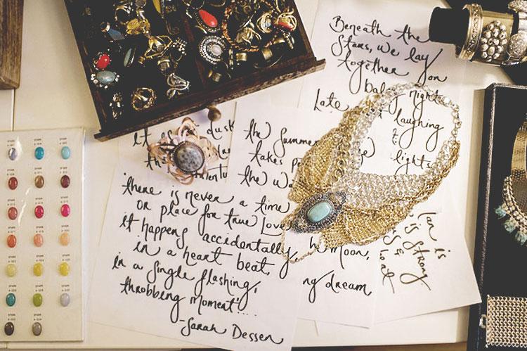 fashionlush, samantha wills, australian jewelry designer