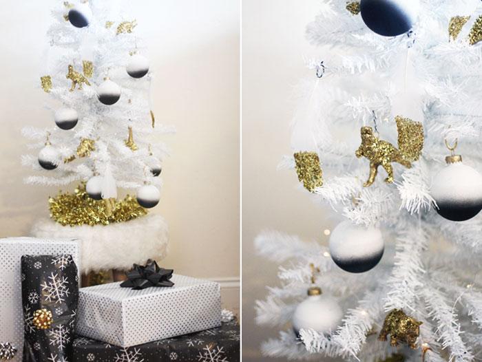 Super Slim Christmas Tree