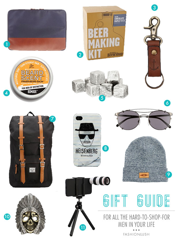 Gift guide for men for Gifts for men friends