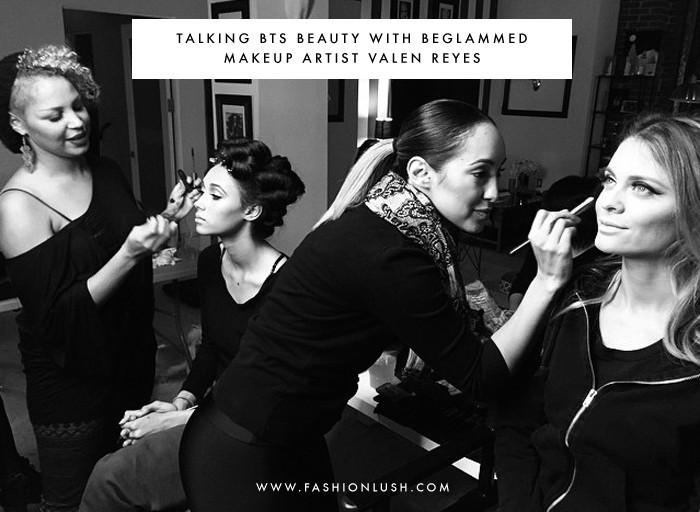 fasionlush, beglammed, makeup artist interview
