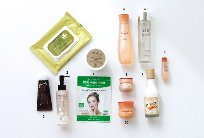 a solution korean skin care?