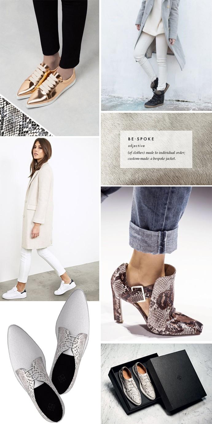 fashionlush, bespoke sneakers, myswear by farfetch