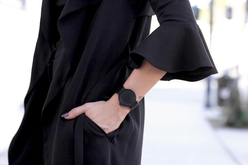 fashionlush, movado edge, all black outfits