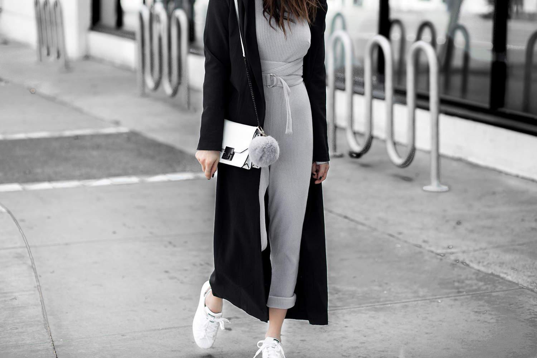 fashionlush, ribbed jumpsuit, minimal style
