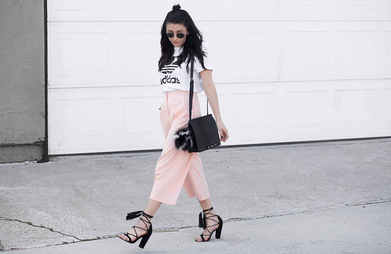 fashionlush, pink fashion, street style