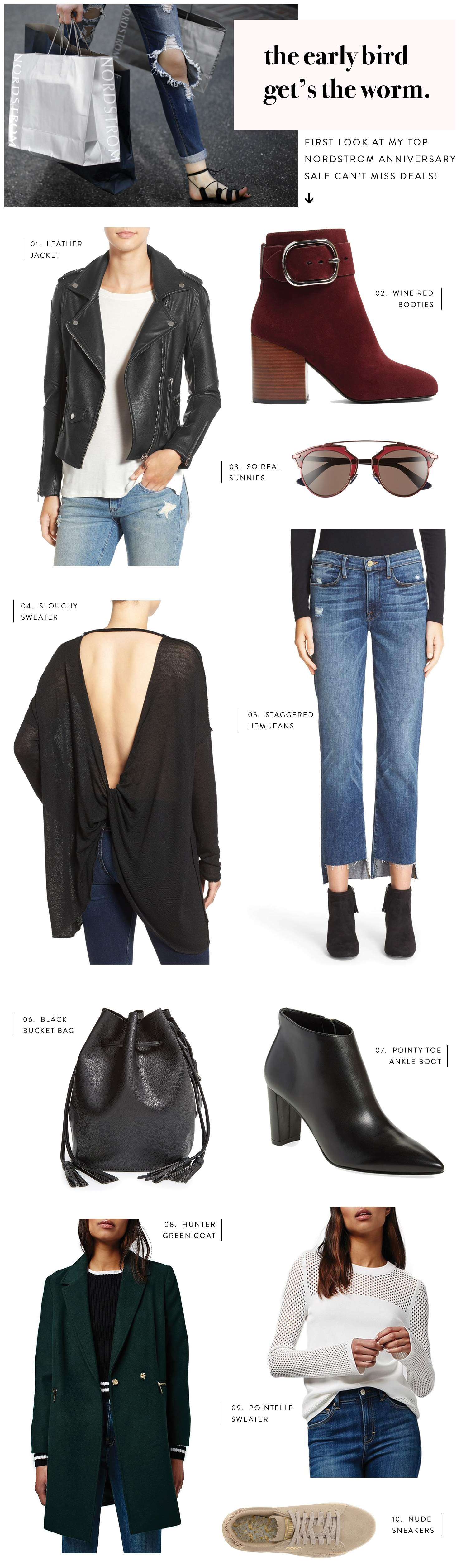 fashionlush, nordstrom anniversary sale, style blogger