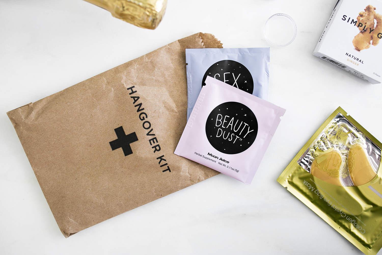 fashionlush, the skinny confidential, bachelorette goody bags