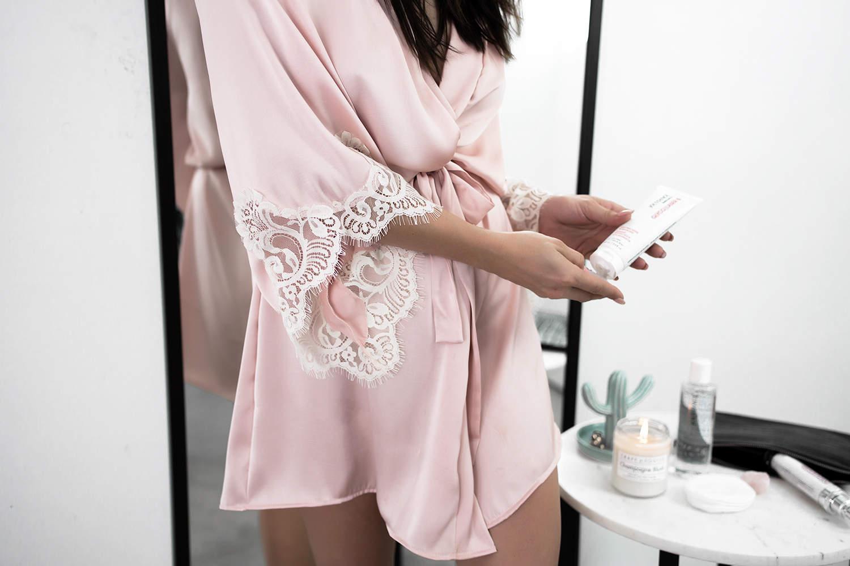 fashionlush, jouviance, morning skincare routine