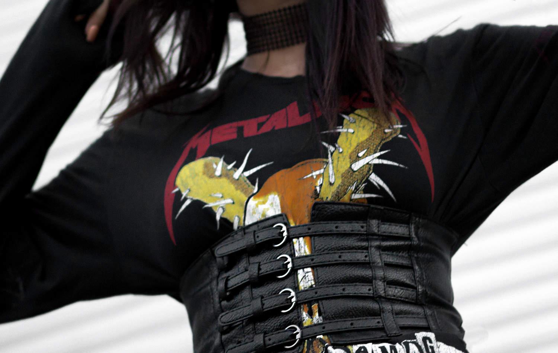 fashionlush, revival of the corset, corset belt, street style
