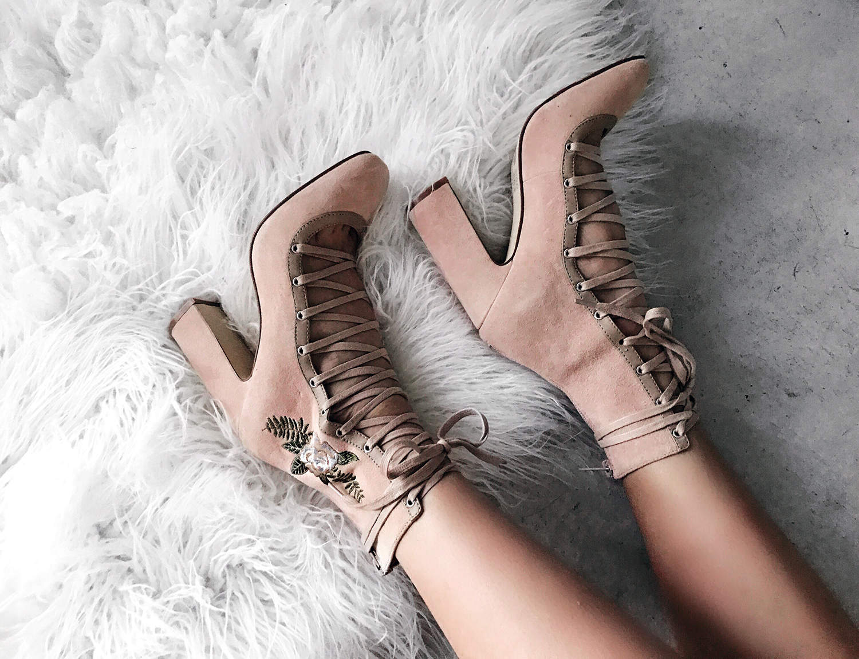 fashionlush. chinese laundry, sylvia heels