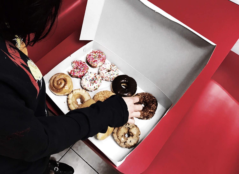 fashionlush, north park, donut star