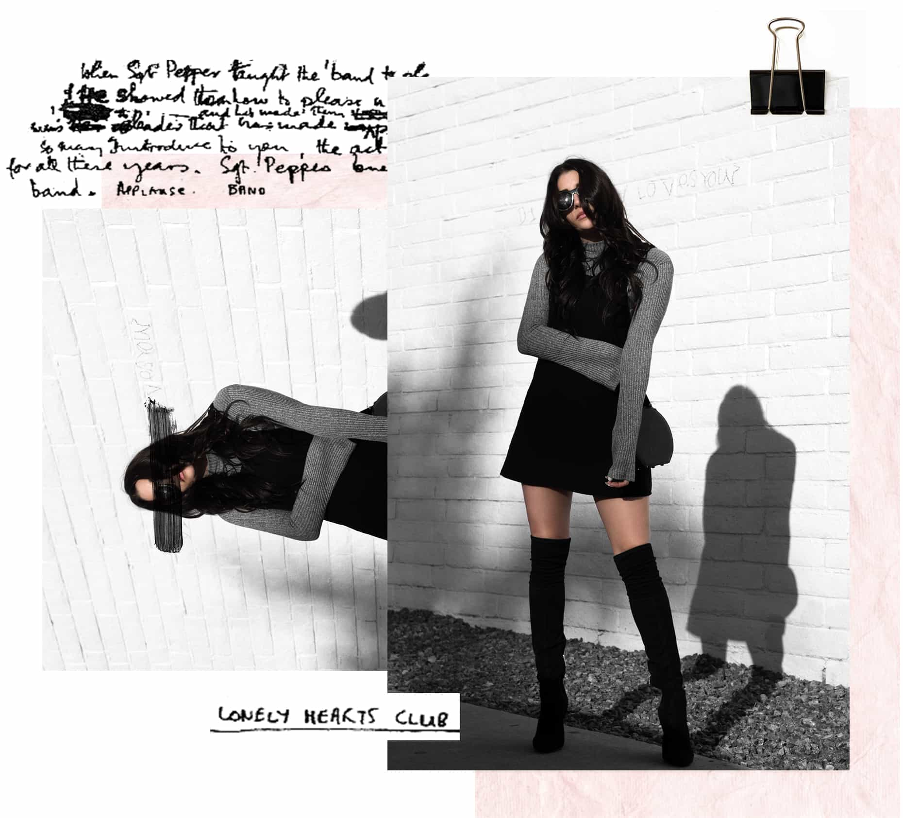social media killed my confidence, fashionlush, style blogger