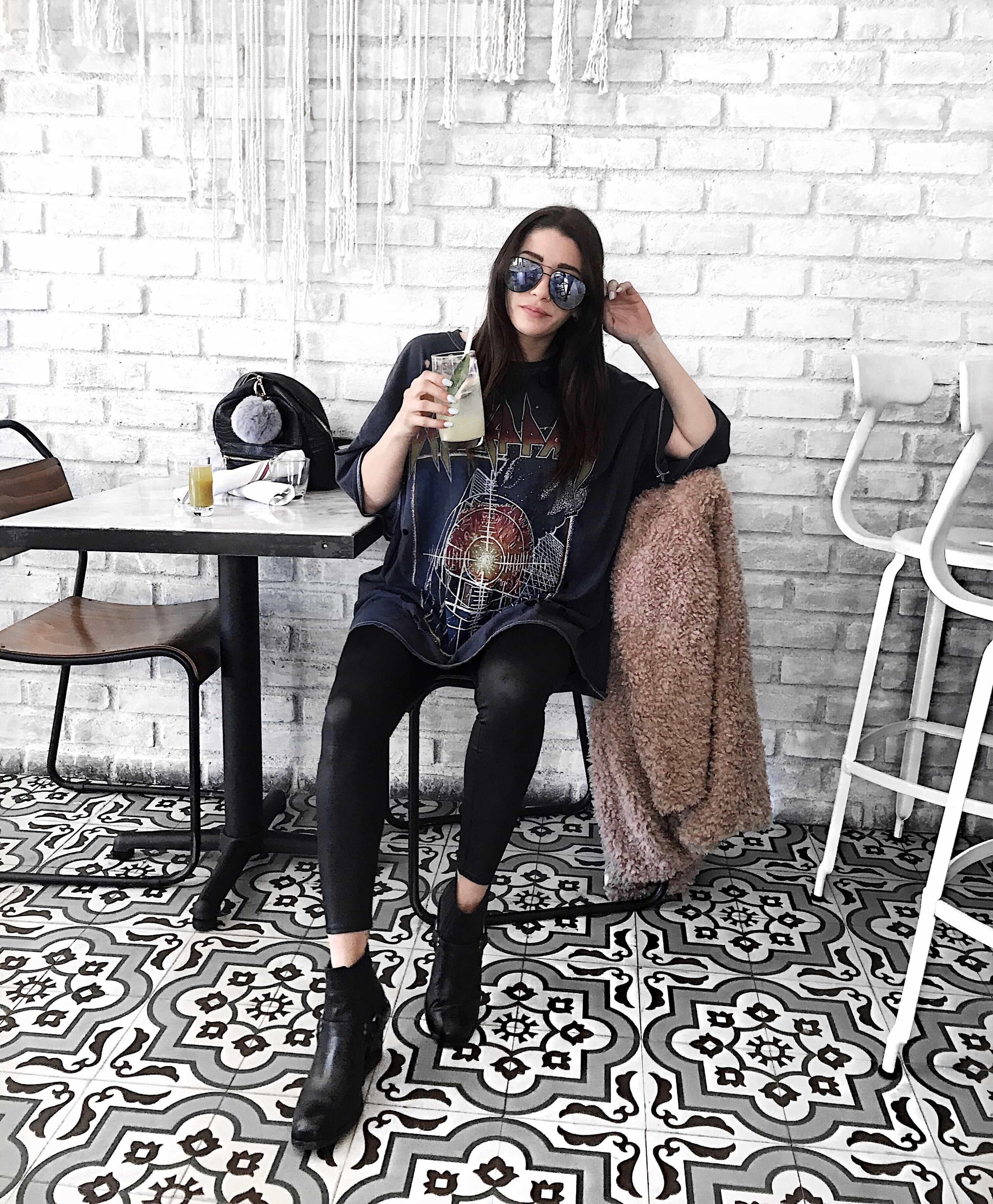 fashionlush, graphic tees, style blogger