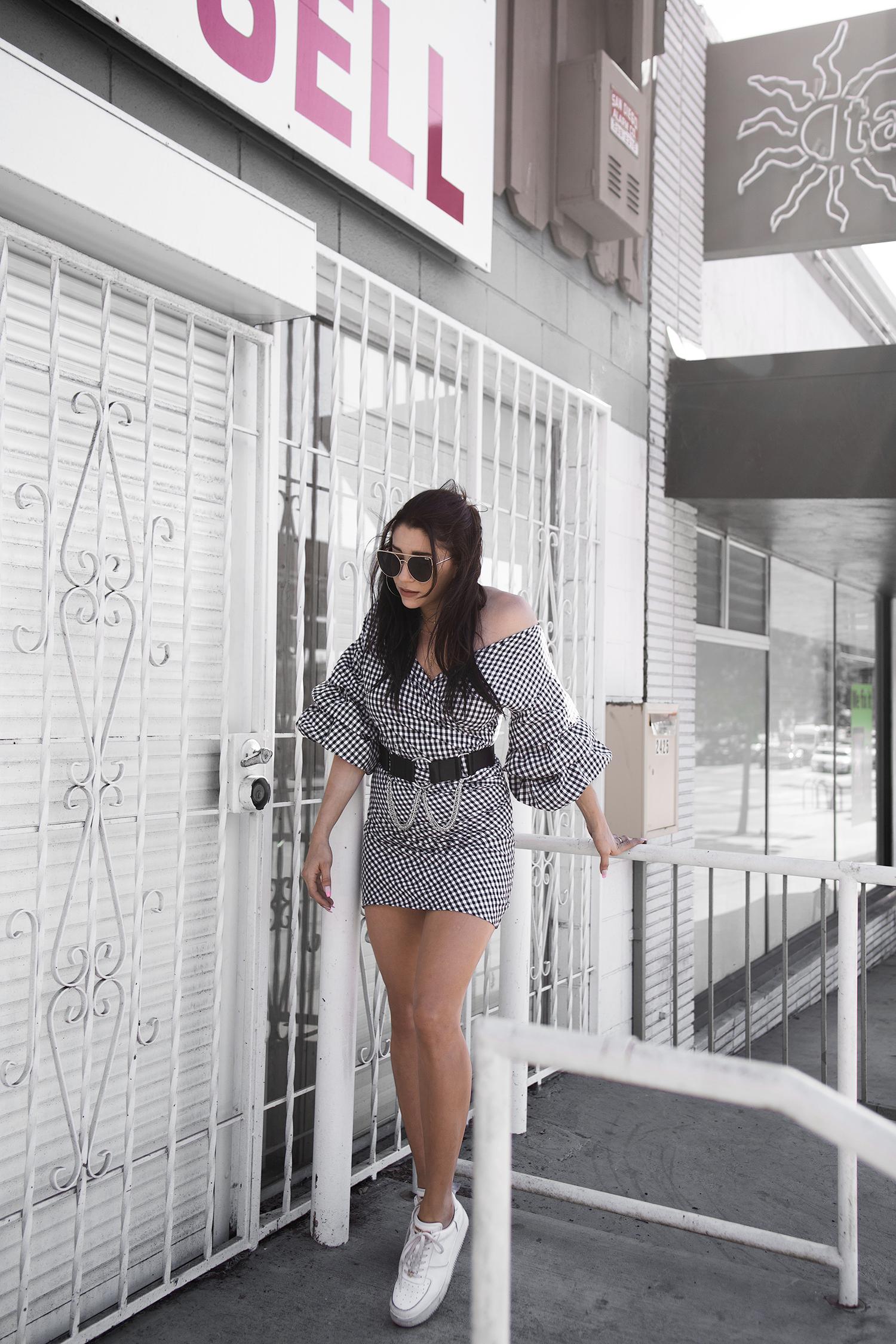 fashionlush, My Blogging Story, gingham style