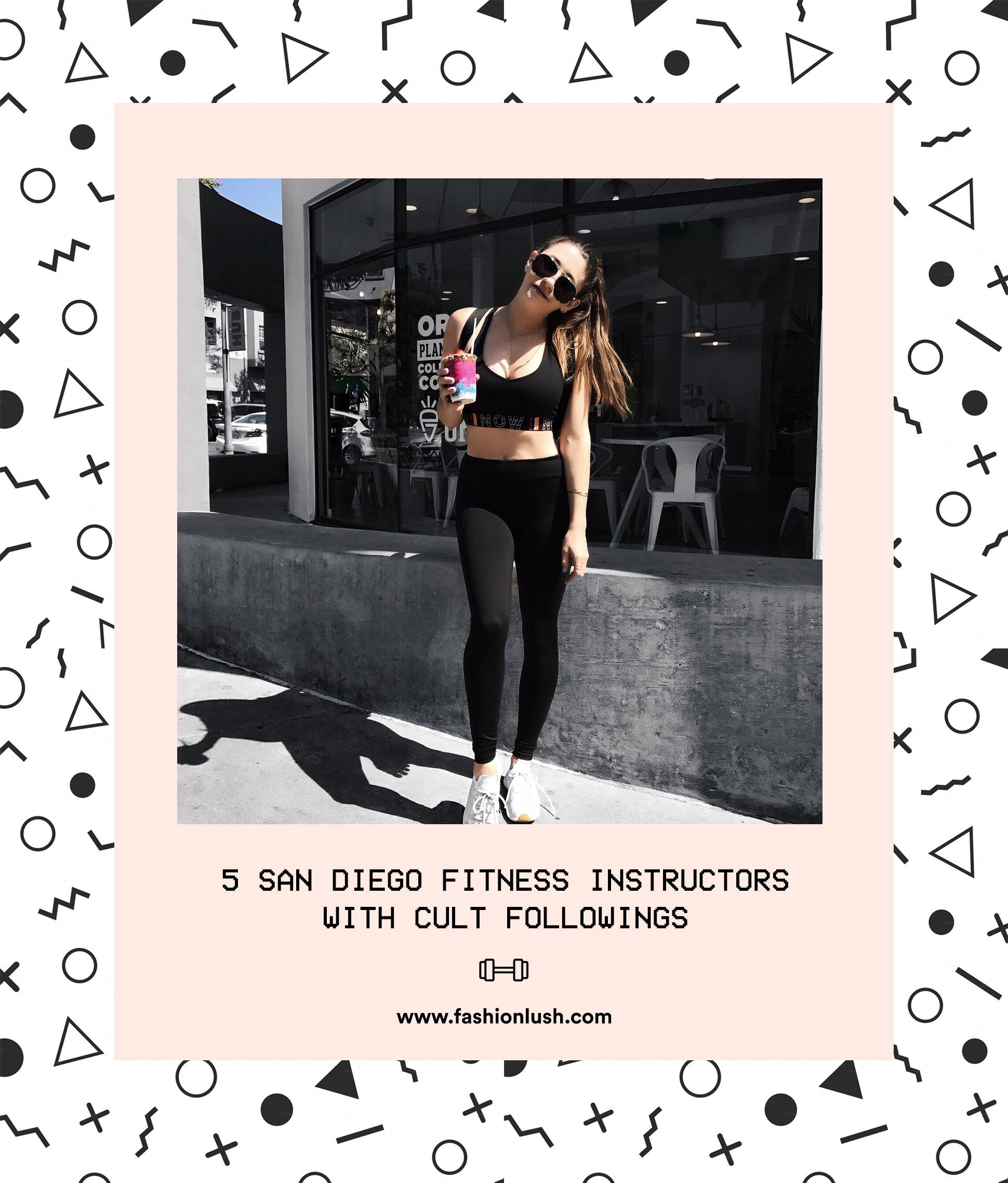 the best Fitness Instructors in San Diego